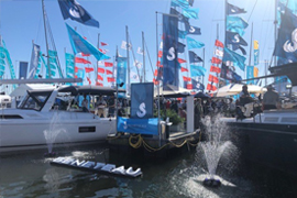 Beneteau at Fort Lauderdale International Boat Show
