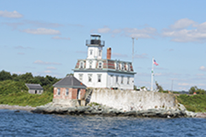 Rose Island Lighthouse - Newport, RI