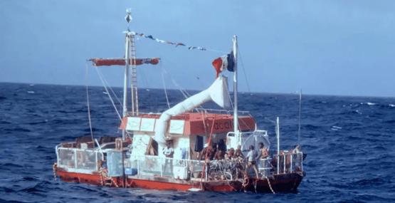 Al Cali Boat