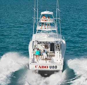 Sportfishing Yacht - CABO 41