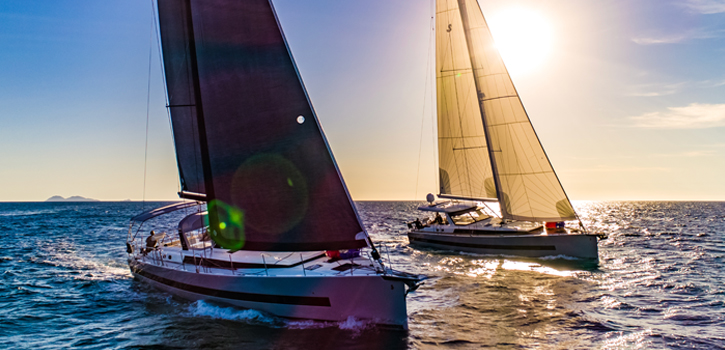 new beneteau oceanis sailboats